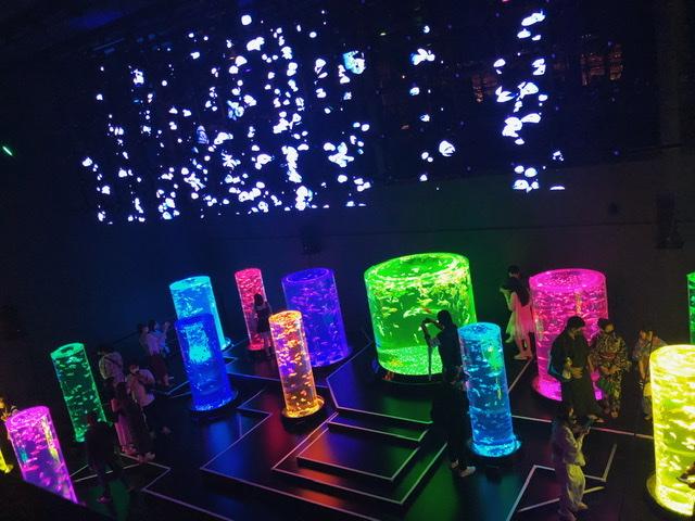 【都内お出かけ】チケット予約必須!第六感で楽しむ美術館♡パワーアップして帰ってきたアートアクアリウム2020♡_11