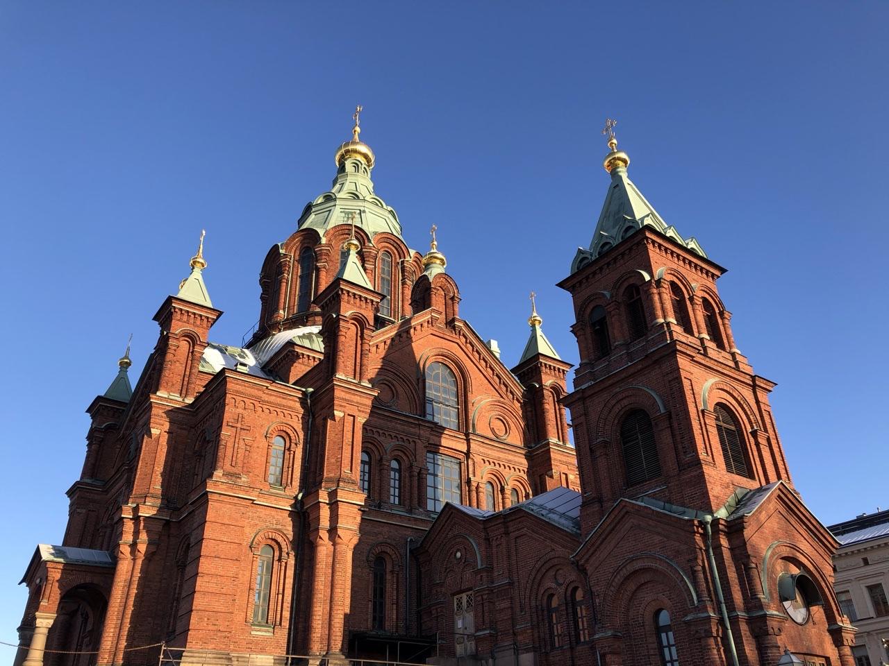 ウスペンスキー大聖堂の写真