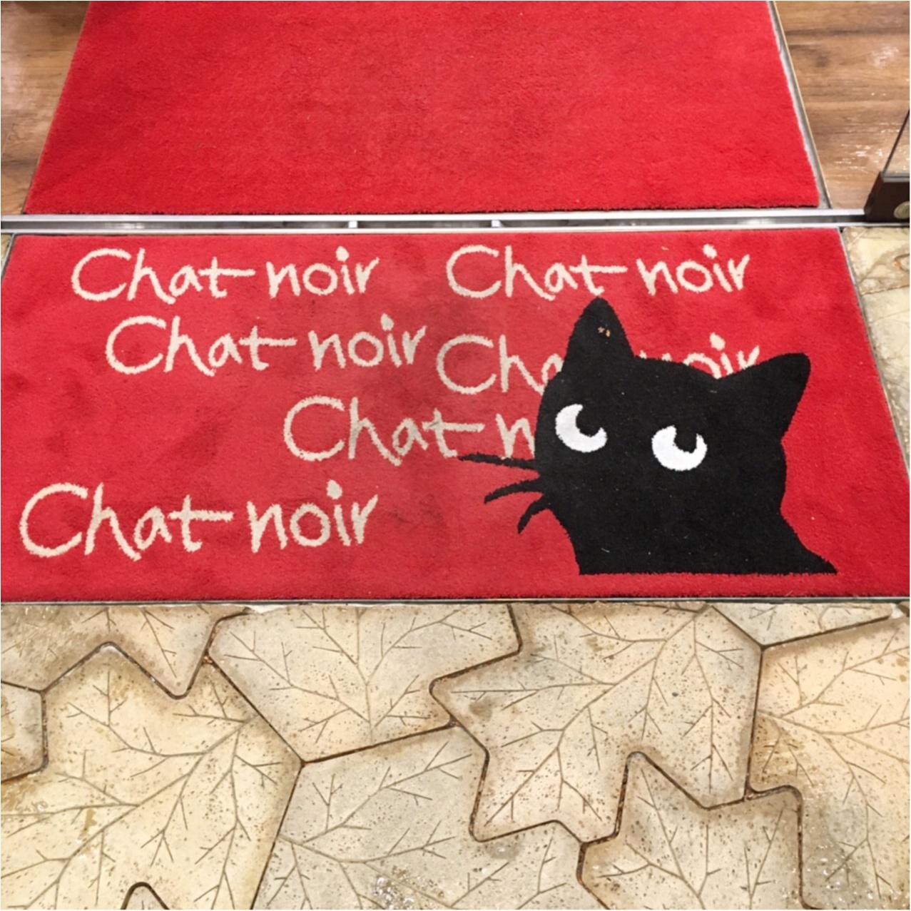 猫好きにはたまらない♡ 黒猫モチーフのケーキ屋さん《 シャ・ノワール 》がかわいすぎる♡_1