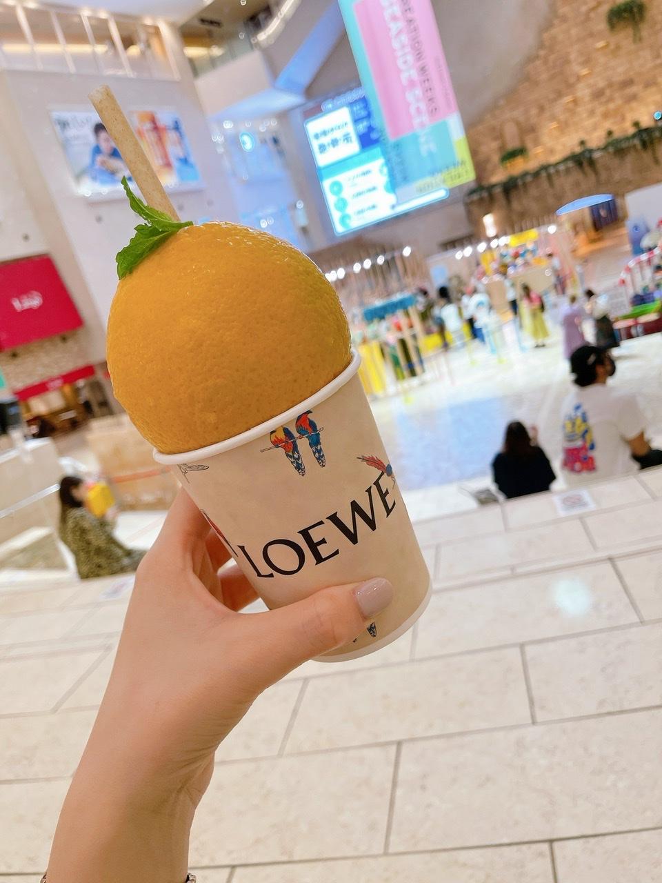 【阪急うめだ】LOEWEのポップアップが最高にかわいい!_3