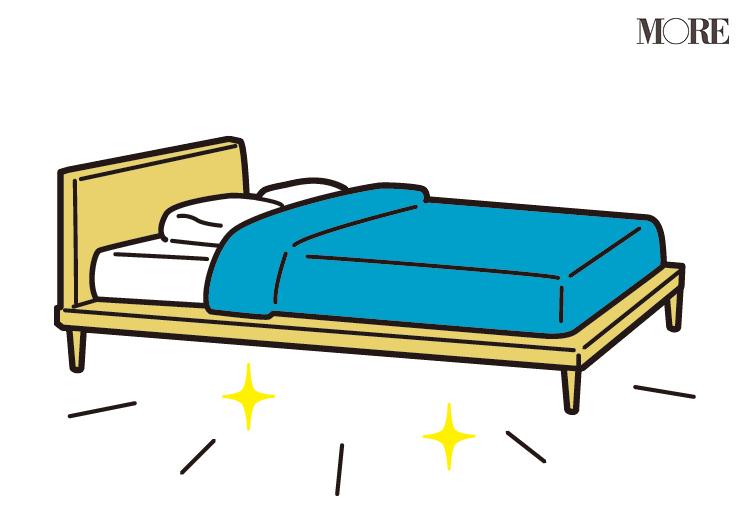 【風水とお片づけ】寝室に悪い気を集めてしまうNG習慣とリセット方法_3