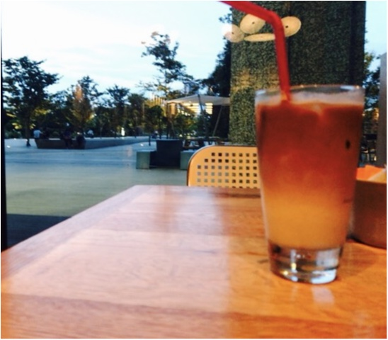 【品川シーズンテラス】「Good Morning Cafe」あの人気番組のロケ地が目の前です!_3