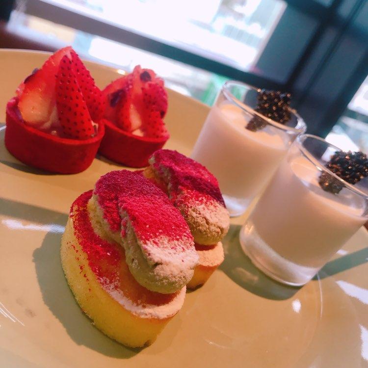 【アフタヌーンティー】銀座のbillsで優雅にafternoon tea♡_2