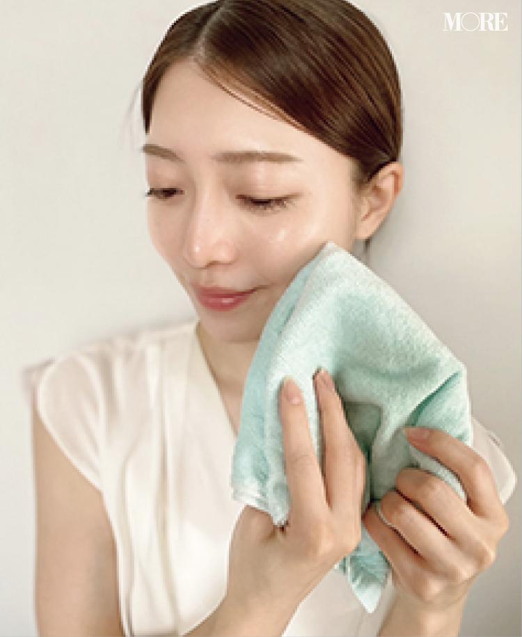 夏こそ乳液で保湿ケア&美白ケアをして、ふわふわ肌に♡ 毛穴汚れを落とし、透明感がアップする使い方をレクチャー!_4