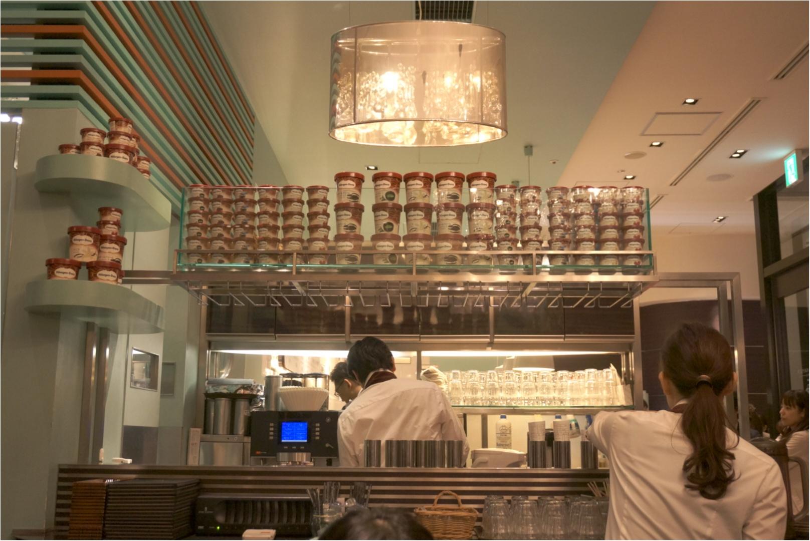 5月9日までの期間限定‼︎ハーゲンダッツ初のベーカリー【Häagen-Dazs Bakery】が大人気♡_5