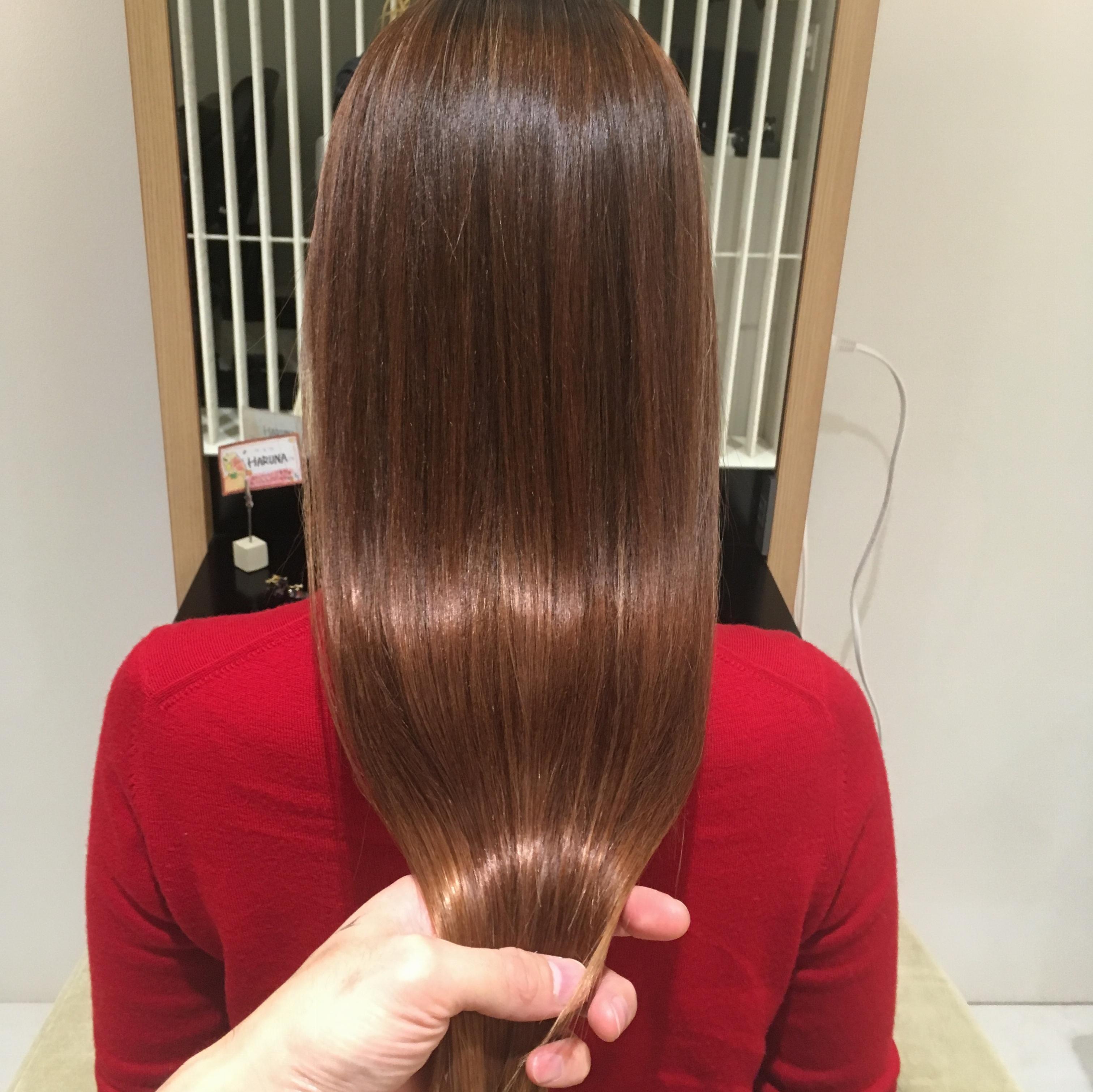 【くせっ毛さんに朗報】髪の毛もストレスフリーに✰ナチュラルが一番!!パーマよりもストレートをすすめる理由_9