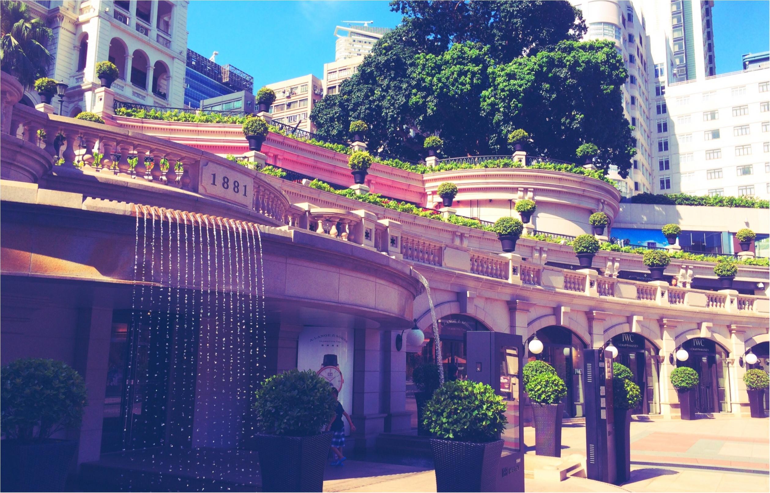 ★写真を撮らずにはいられない⁉︎私の太鼓判✌︎香港のとっておき写真スポットはココ!★_2