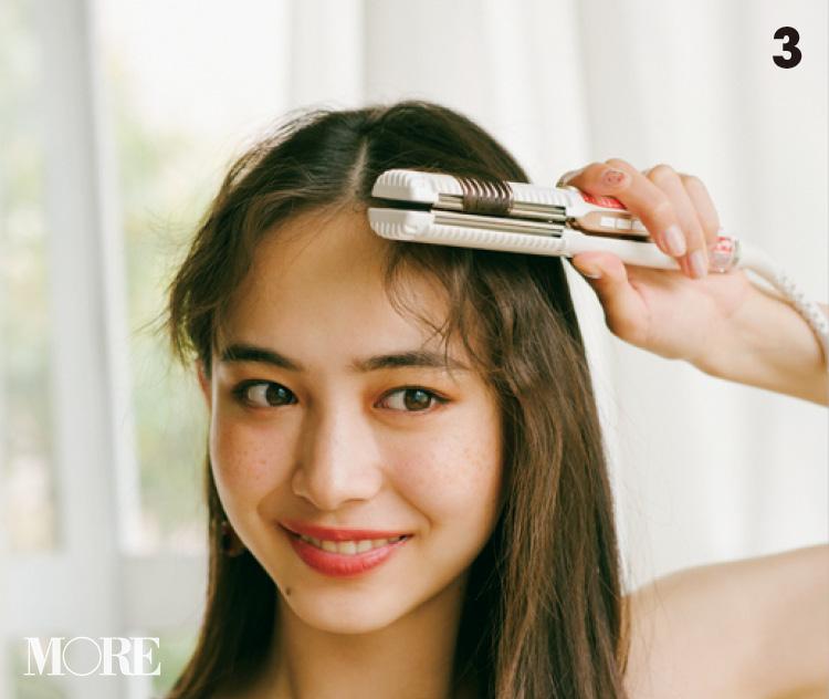 ロングヘアのアレンジ特集 - ゆる巻きのやり方など『BLACKPINK』ジェニーの髪型がお手本のヘアカタログ_17