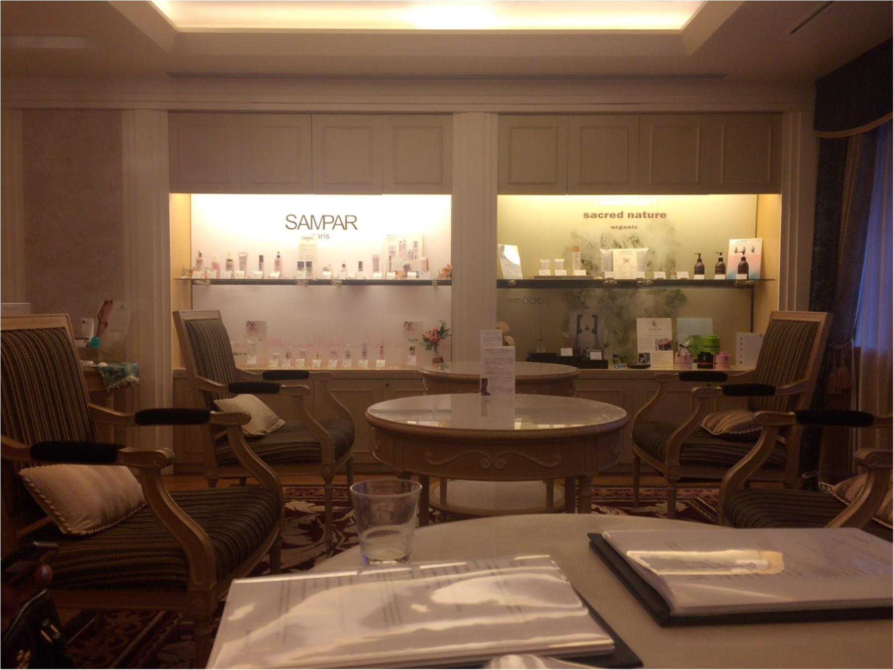 ホテル女子会*優雅に素敵な時間を楽しんじゃうなら*WESTIN HOTEL TOKYOで決まり*_9