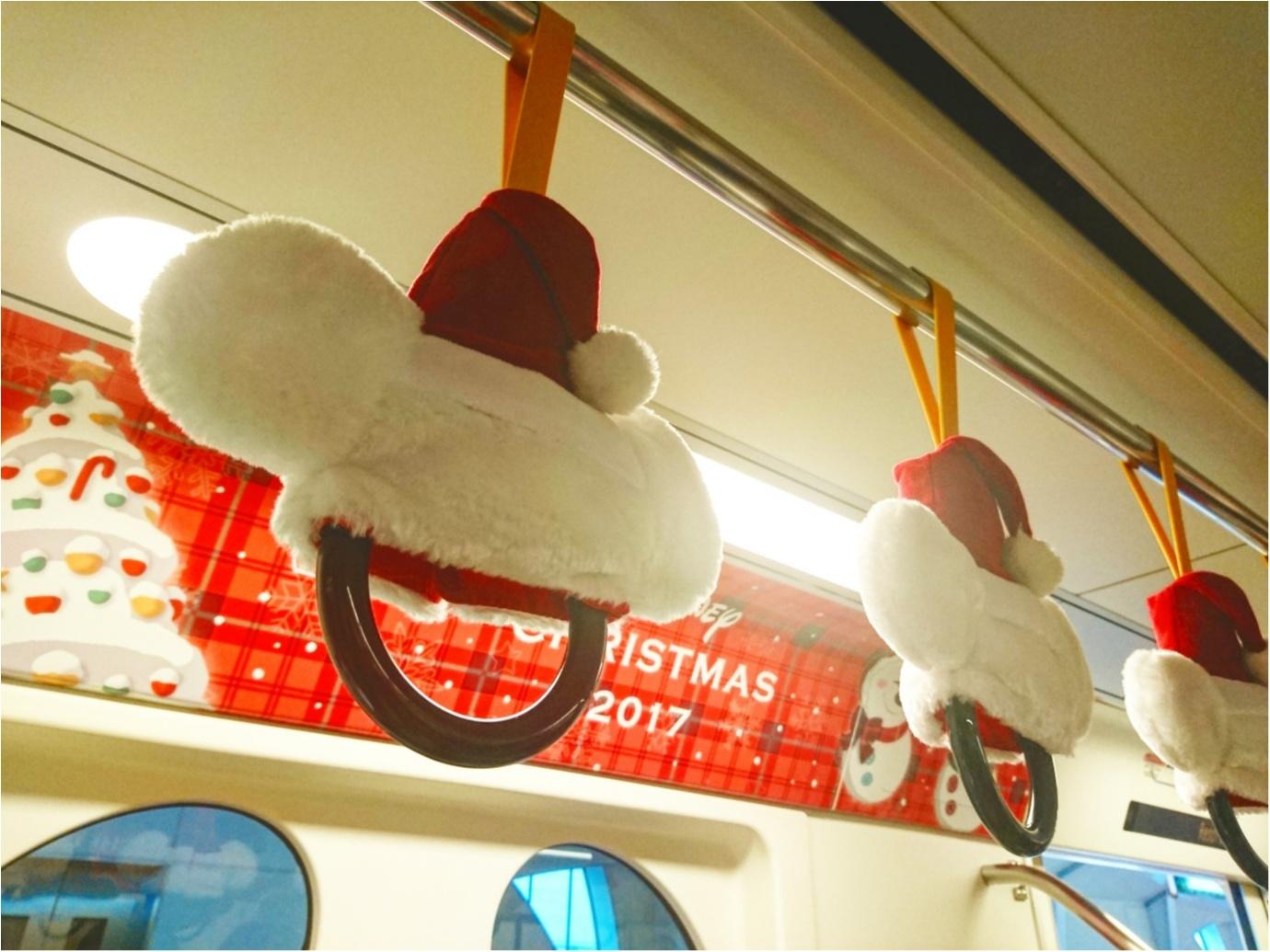 【イベント】11月8日(水)から スタート!東京ディズニーシー『クリスマス・ウィッシュ』に行ってきました *.゜_3