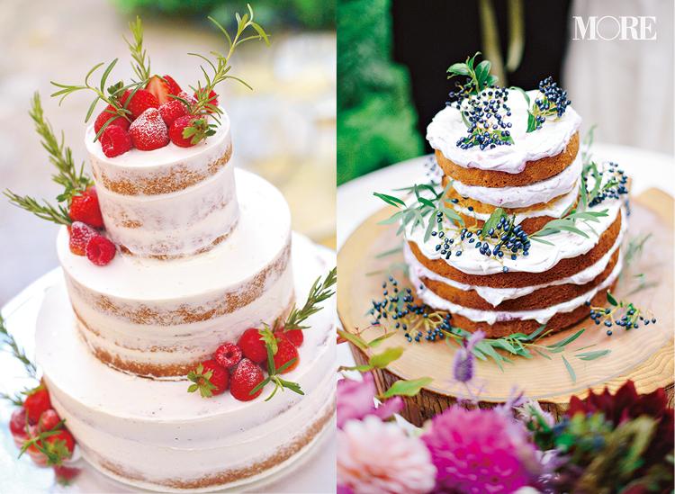 結婚式の裏主役、フード&ドリンクはオリジナリティの見せどころ! 大人なウェディングケーキからクラフトビールまで_1