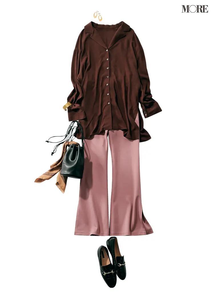 『ユニクロ』ニット全部試着してみた♡ トレンド服の着こなし6選【今週のファッション人気ランキング】_1