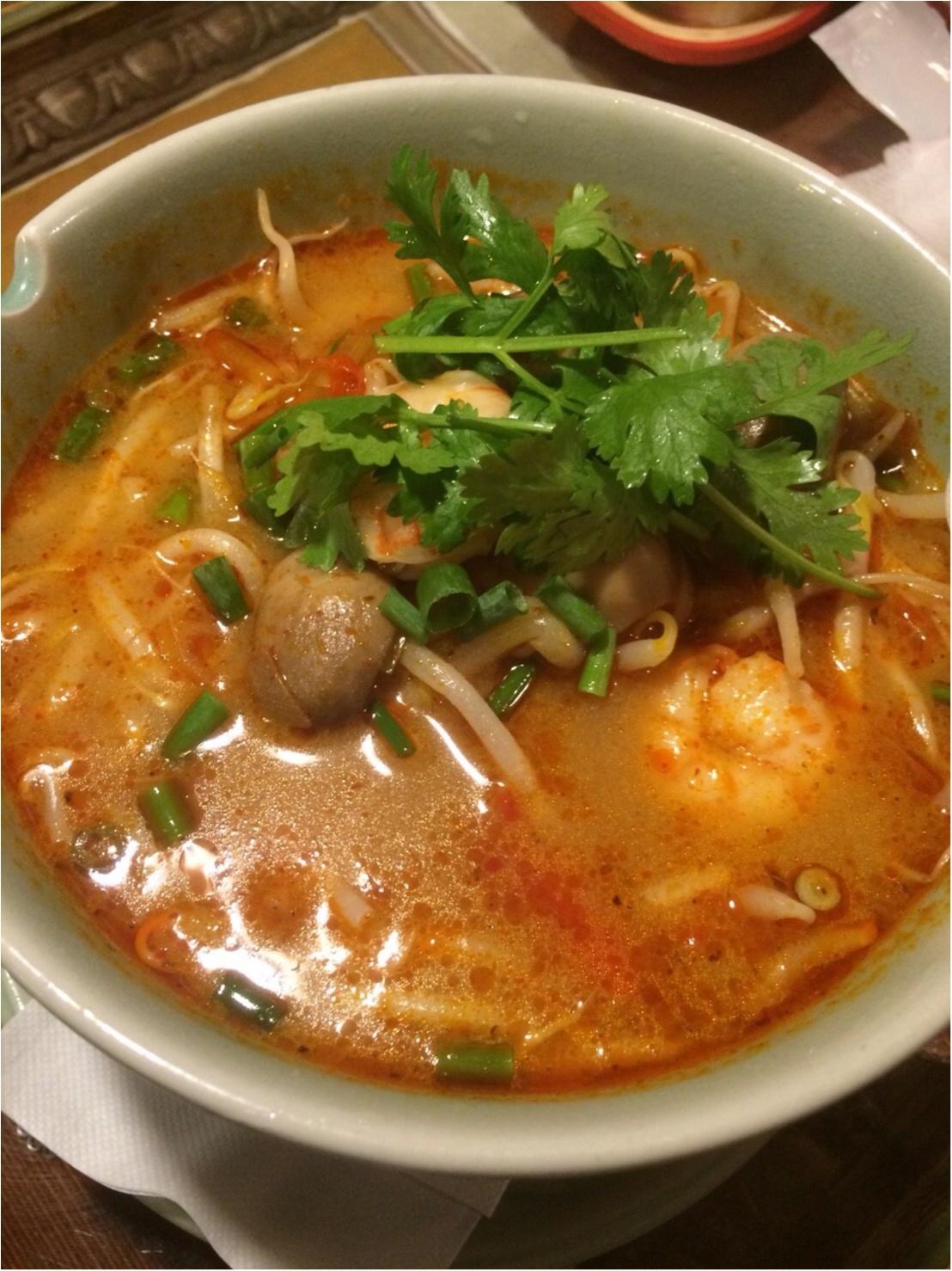 【自由が丘】タイ料理好きな方、必見\(//∇//)\ 本格的なタイ料理のお店★_10