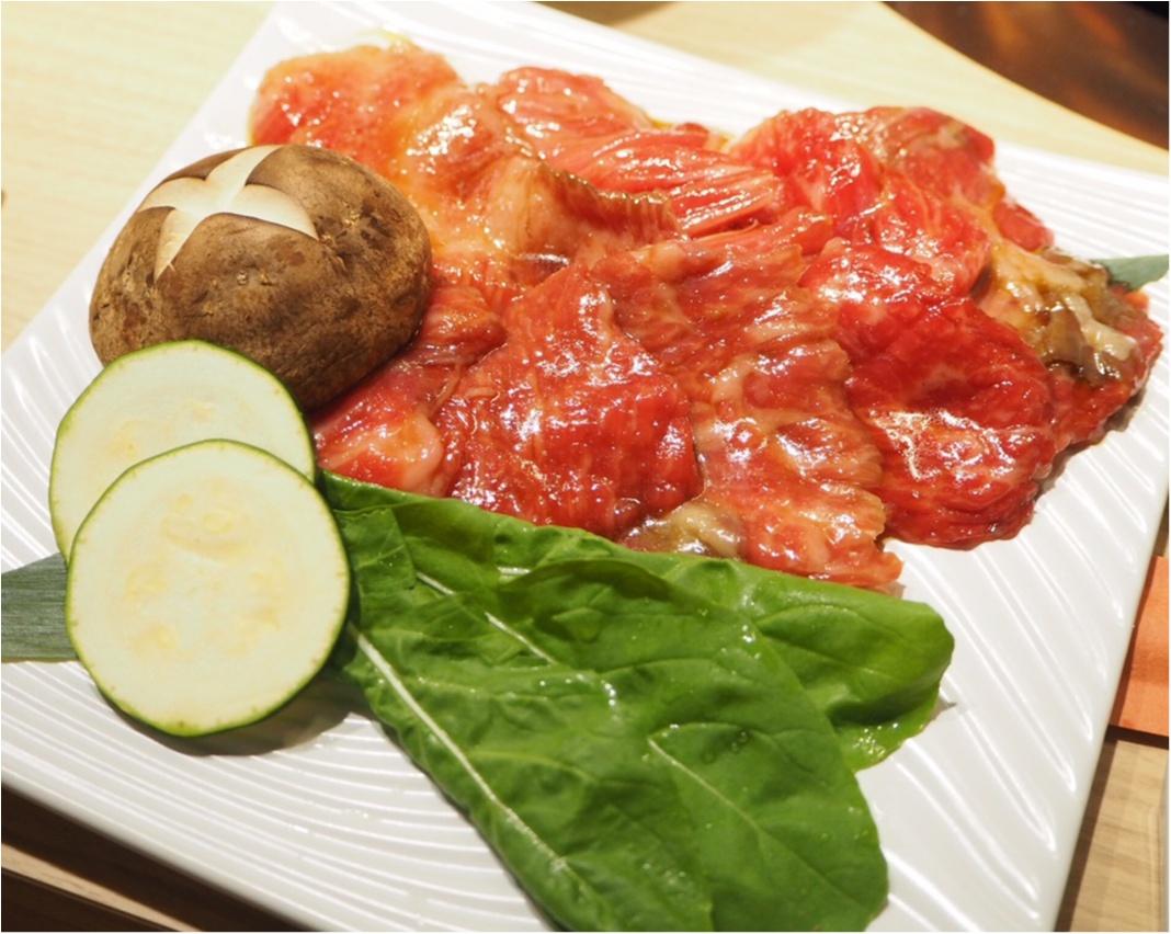 お肉と旬野菜のマリアージュ♡ふうふう亭 緑席_9