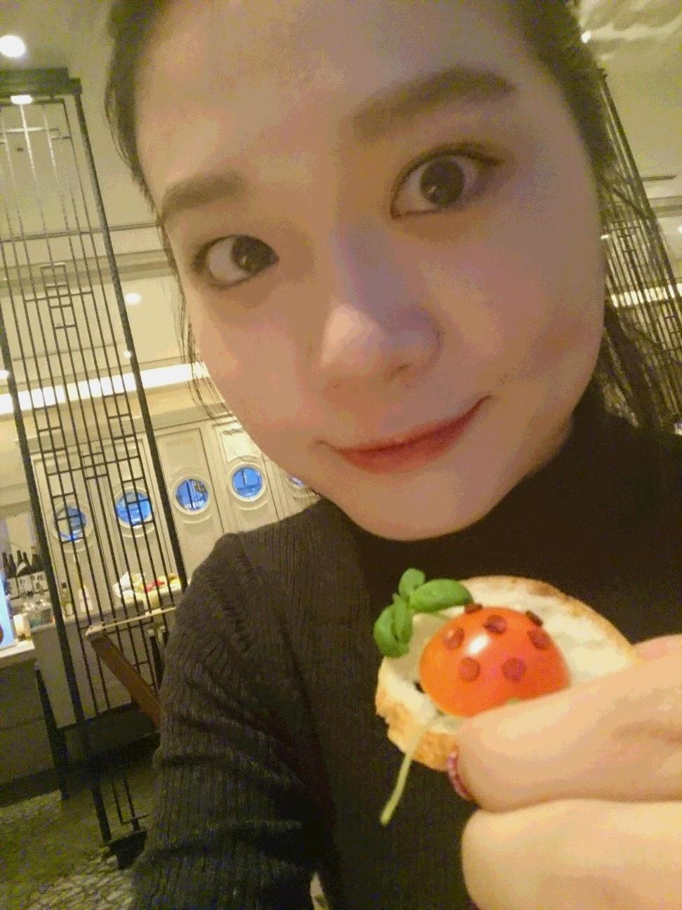 12月末まで開催 チョコレート店カファレルとコラボ  ♡贅沢アフタヌーンティー♡_3