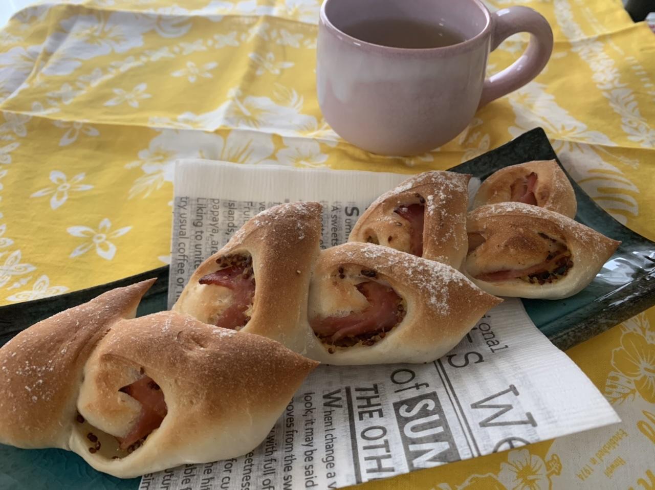 《料理》私のパン作り_15