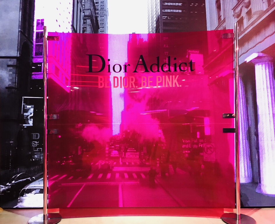 【Dior】まるでニューヨーク!会場はなんと「hotel koé」新リップ発売記念イベントへ♡_1