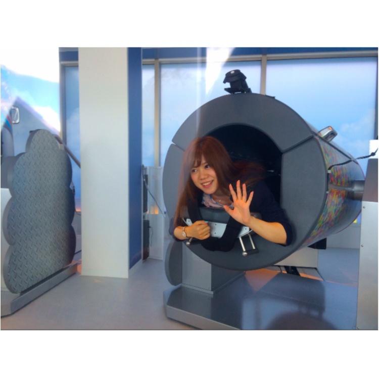 ◎行ってきました!SKY CIRCUSサンシャイン60展望台☆TOKYO弾丸フライト 4D体験☆_1