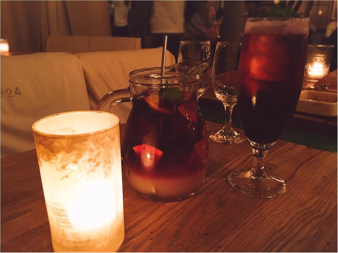 女子会におすすめ!渋谷のおしゃれな隠れ家的カフェでモアハピ女子会♡*_4