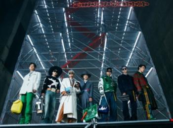 BTSが『ルイ・ヴィトン』のスピンオフショーに登場! 2021秋冬コレクションの着こなしをチェック