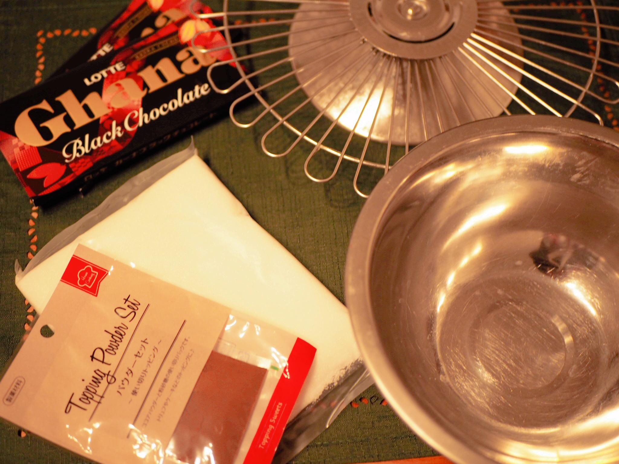 【#手作りクリスマスケーキ】簡単!ブッシュドノエルの作り方♡_2