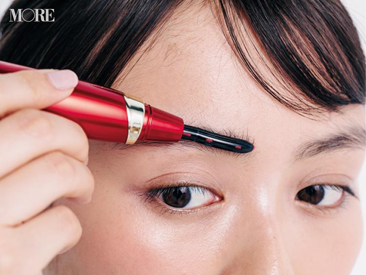 あなたの眉はもう古い⁉ 2020年のお仕事眉の正解教えます。美眉を保つ油分OFFテクや、表情激変のコンシーラー使いなど、テクニック満載♡ PhotoGallery_1_8