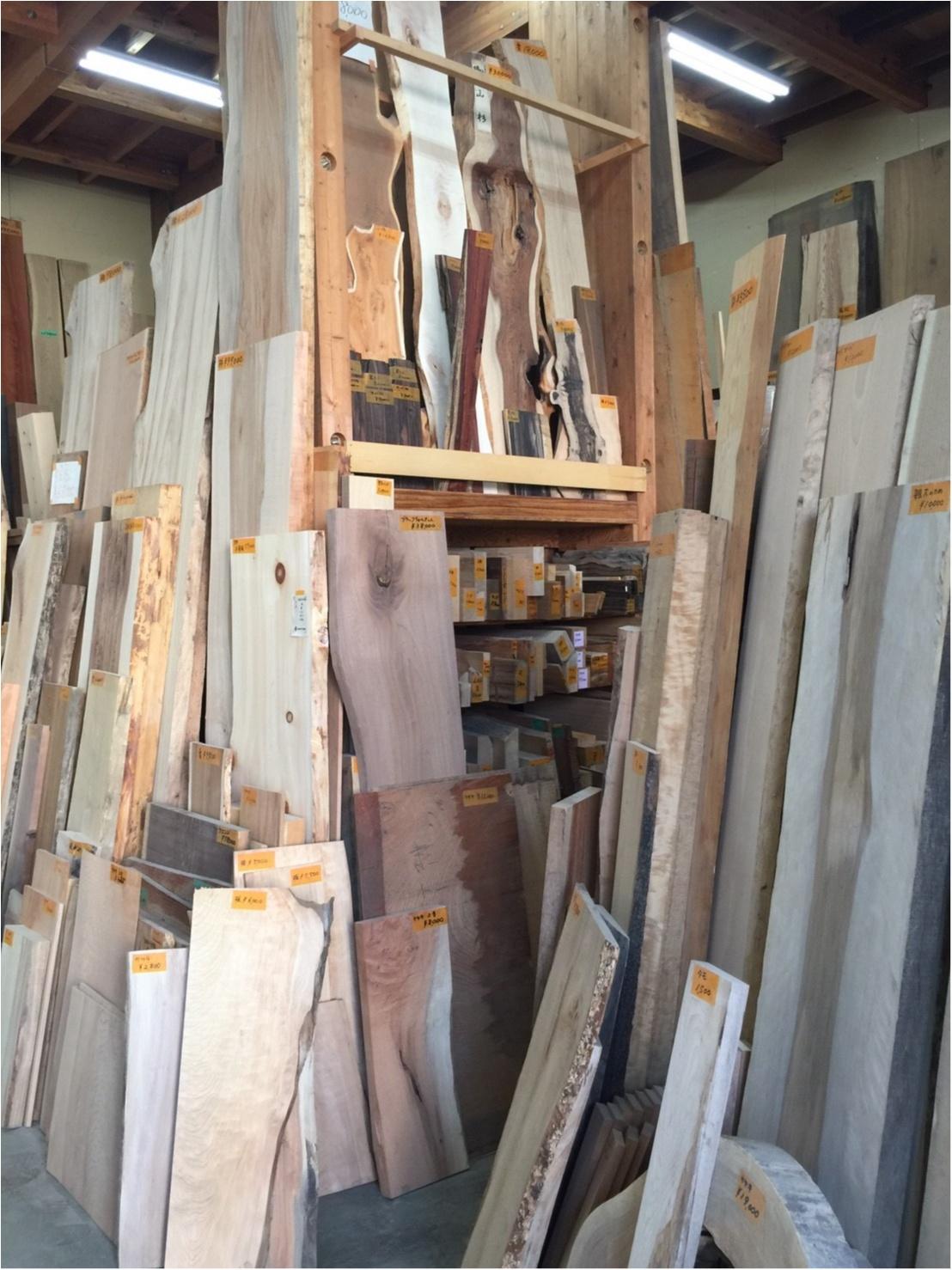 【また訪れたい】吉祥寺で、見つけた素敵な木材屋さん!おすすめのお店_6