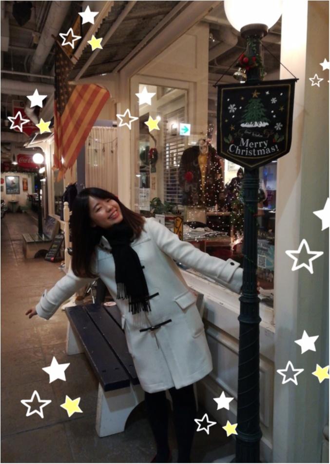 【クリスマスまであと5日!】クリスマスツリーでカウントダウン☆ アメリカンアンティークがかっこいい!キャプテンサンタツリー@アクアシティお台場_4