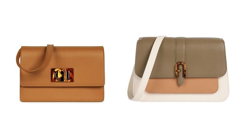 『フルラ』春の新作アースカラーのミニバッグ