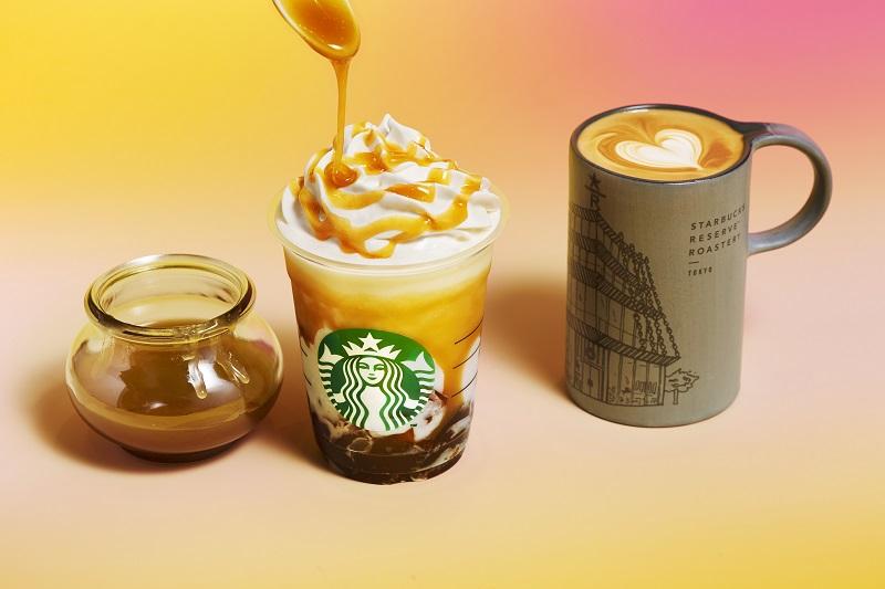 【スタバ 新作】「バタースコッチ コーヒー ジェリー フラペチーノ」が気になる♡ 『東京ロースタリー』の人気ラテも全国発売!_1