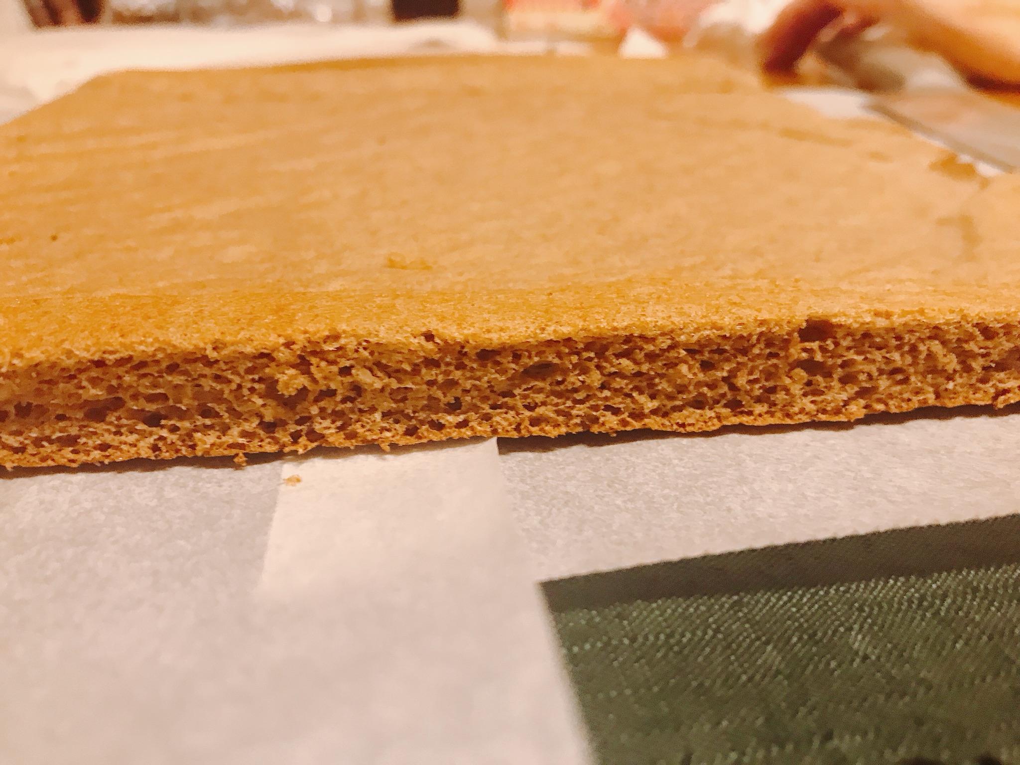 【#手作りクリスマスケーキ】簡単!ブッシュドノエルの作り方♡_3
