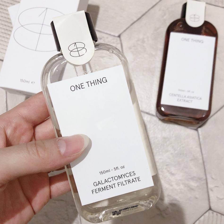 今注目の韓国発!スキンケアブランド《 ONE THING 》って知ってる?!自分オリジナルの化粧水が作れちゃう❤︎_3