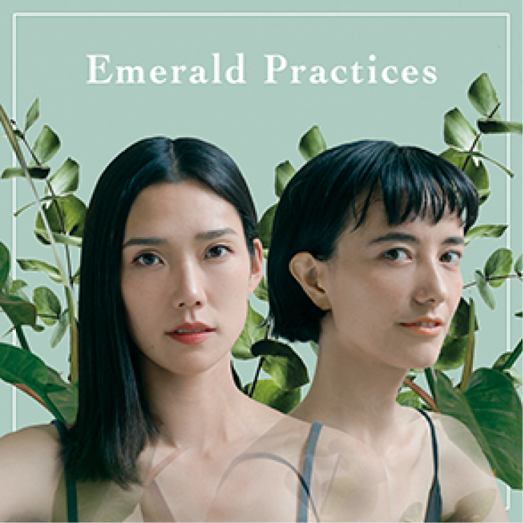 おすすめポッドキャスト番組『Emerald Practices』のTAOと小野りりあん