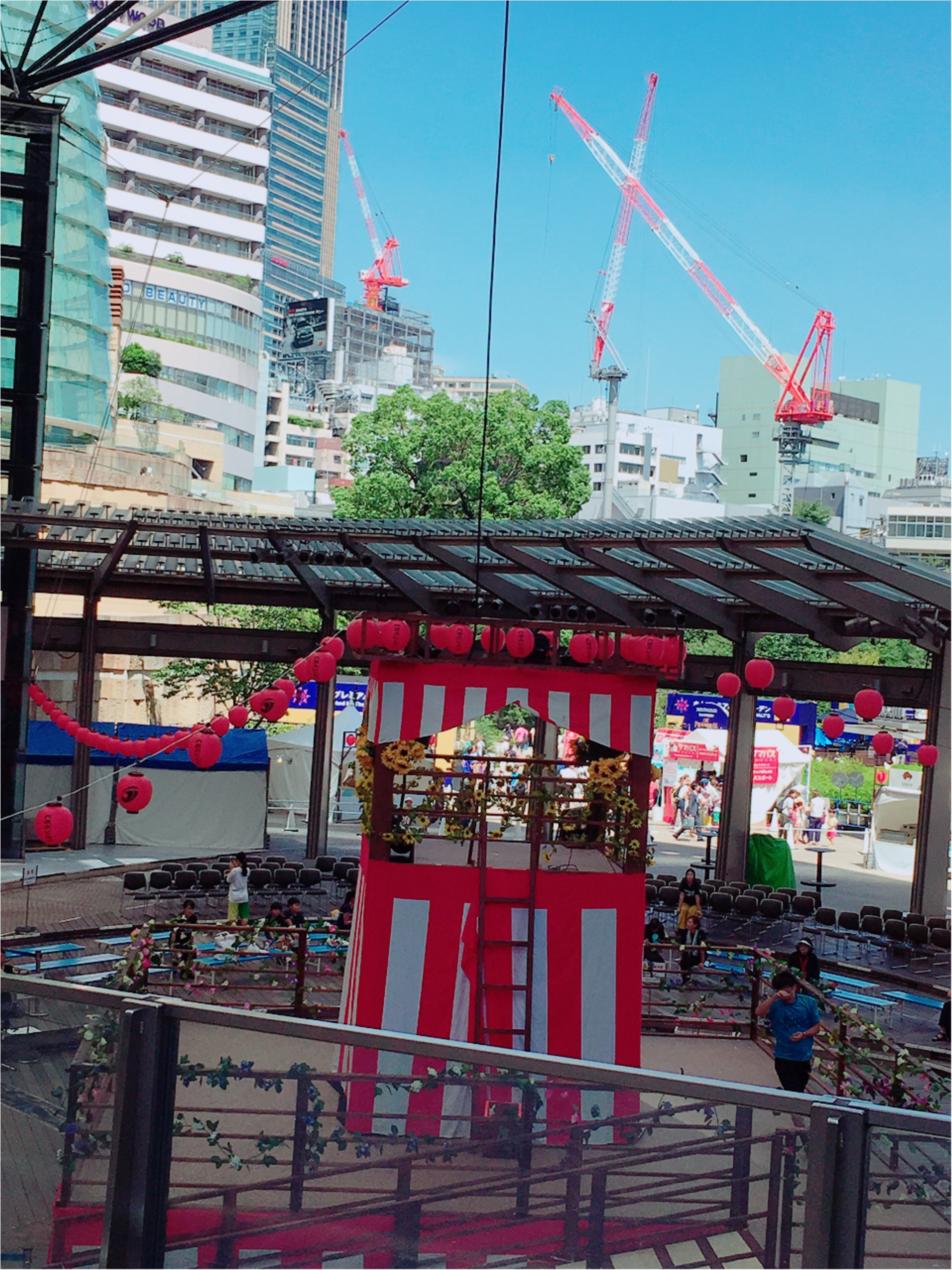 週末は麻布十番納涼祭り!!&六本木立ち寄りたいオススメランチbyじゅな_4