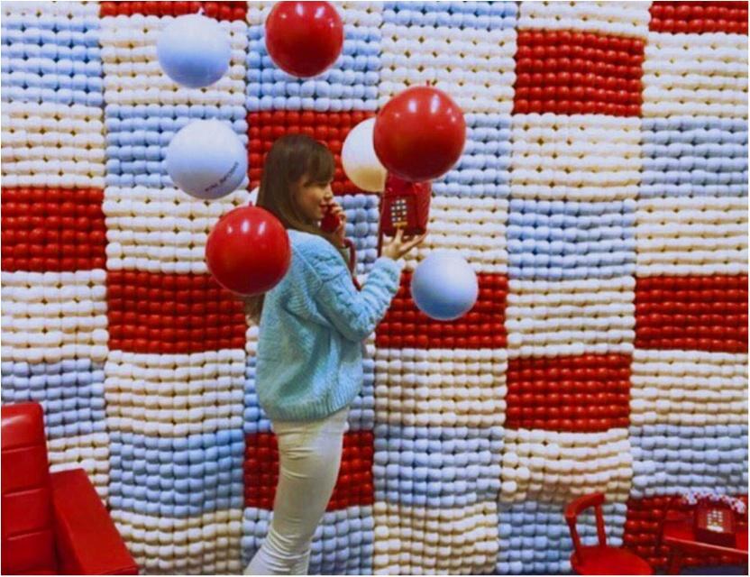 『M·A·C』や『SOFINA jenne』とコラボしたブースも! 参加型アート展『ビニール・ミュージアム』が可愛すぎる♡_1