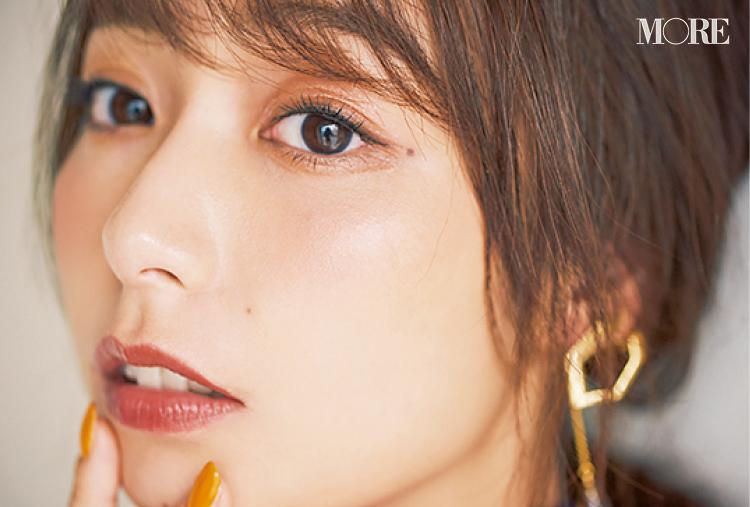 宇垣美里さんの私物コスメを大公開! 『ディオール』『B.A』のリップアイテムや、『RMK』のハイライト、『デジャヴュ』のアイラインなどに注目_3