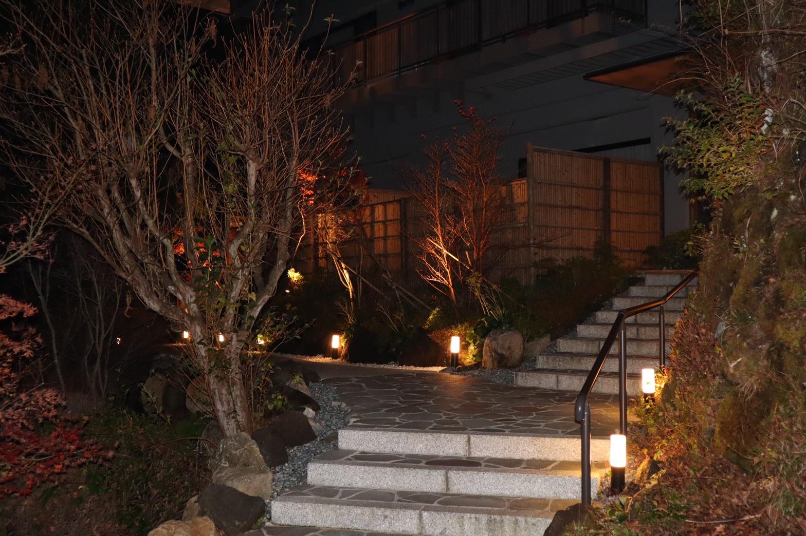 【箱根】《THE HIRAMATSU HOTELS & RESORTS 仙石原》へ行きました〜ディナー編〜_1