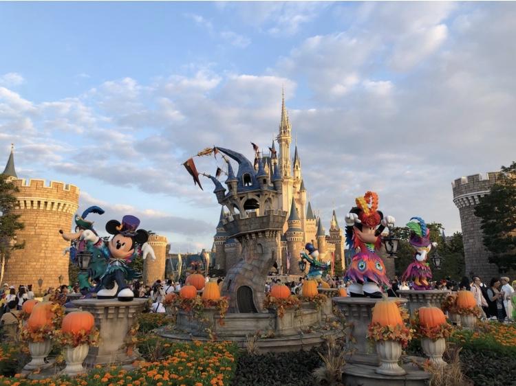TDL 【ディズニー・ハロウィーン2019】今年もハロウィーンの季節がやってきました!_9