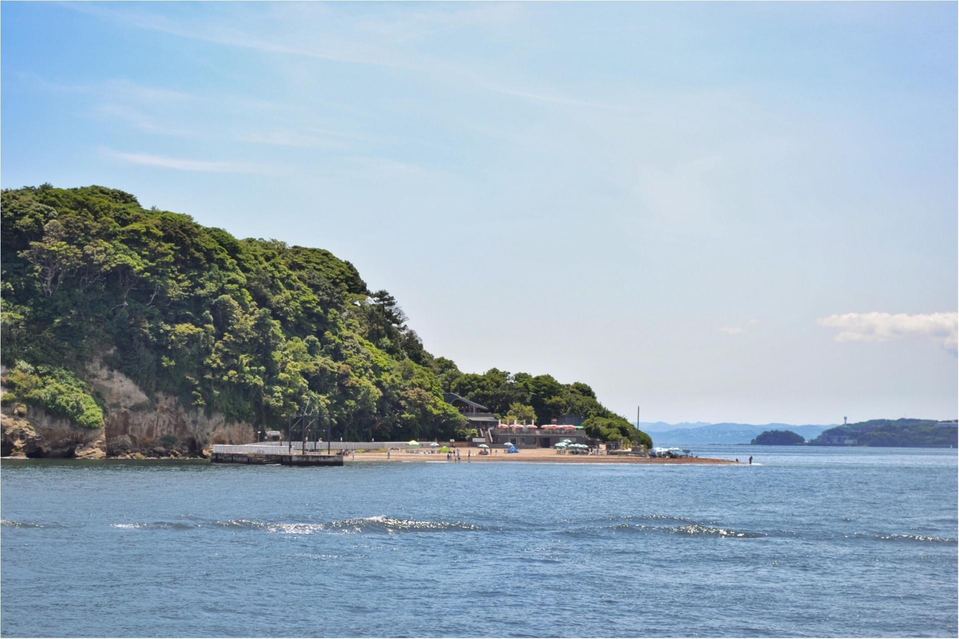 今度のDay Tripはあの無人島に決まり!都内から1時間で行けるラピュタの世界♡_3