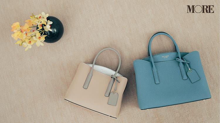 『フルラ』『ロンシャン』など最愛ブランドで♡ お仕事バッグは旬カラーを選ぼう_2