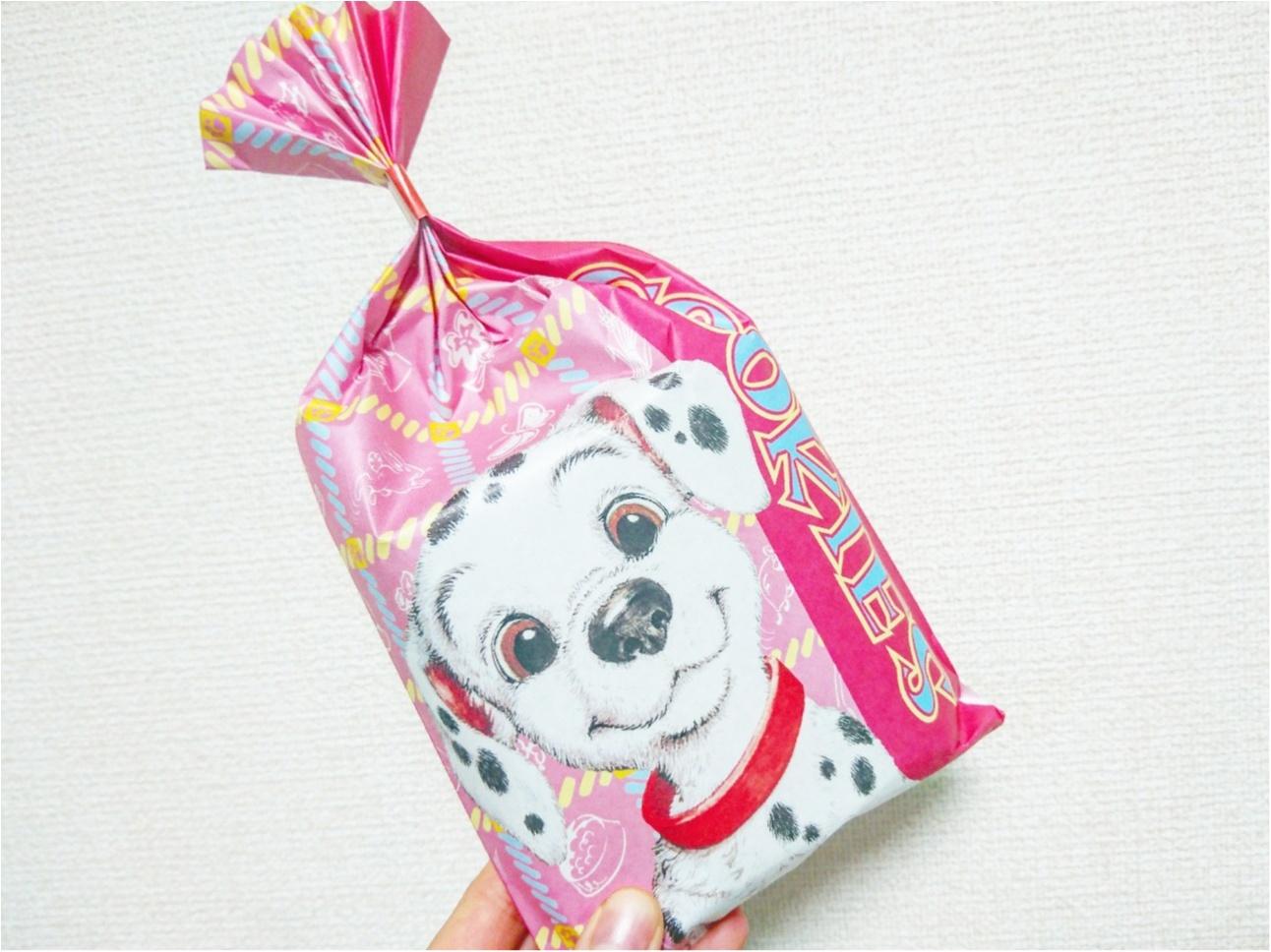 【グルメ】私のおすすめNo.1 ★ 101匹ワンちゃん『チョコチップクッキー』ディズニーリゾートへ行ったら、是非お土産に♪_1