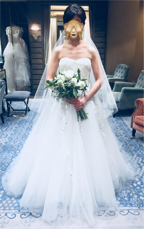 【#ドレス迷子】weddingドレス、実際に着てみました✧asuの運命の1着に巡り合うまでのドレス試着レポート③_3