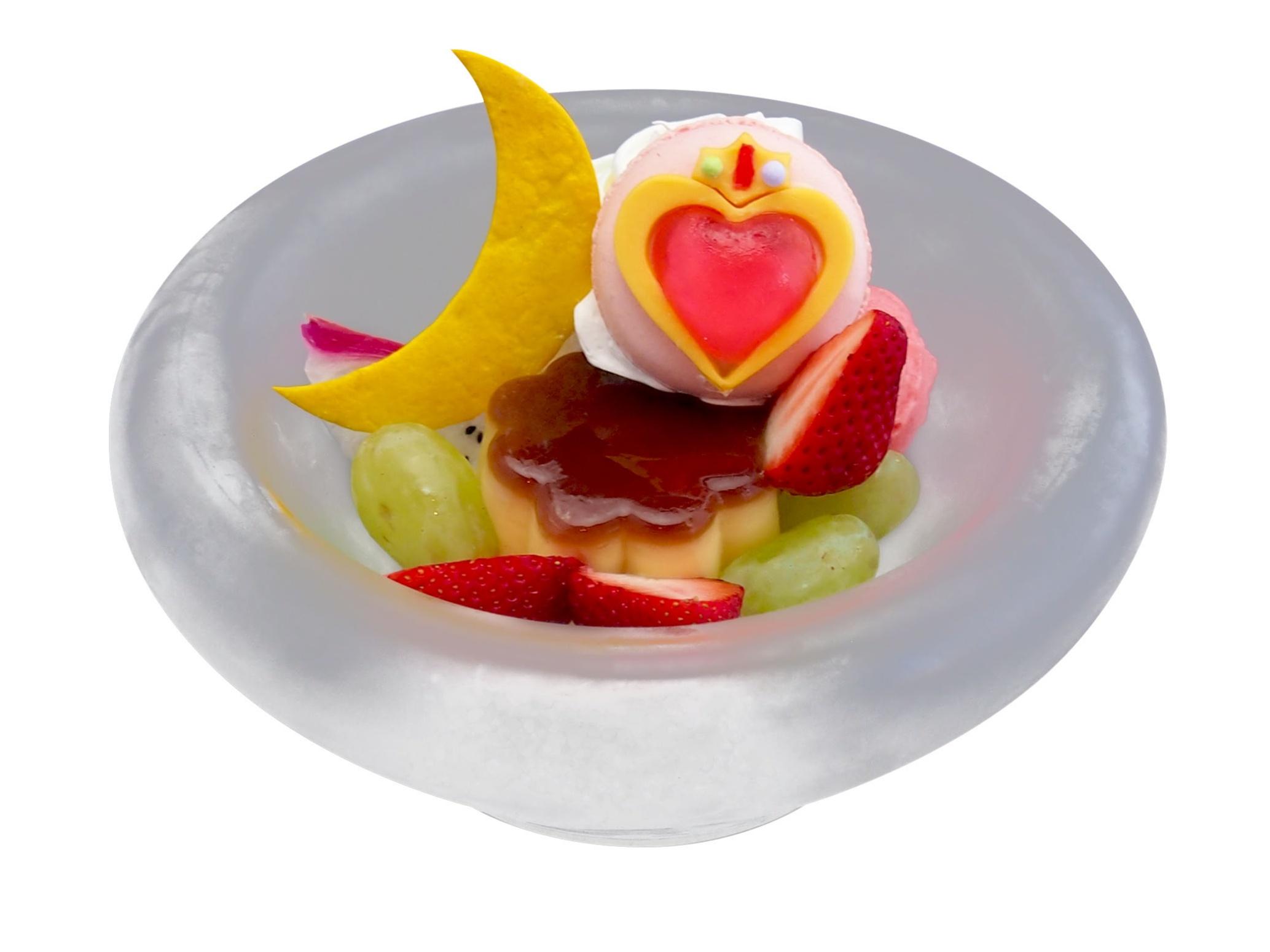 食べなきゃおしおきよ⁈ 『セーラームーン展』の『CHIBIUSA Cafe』で食べたい4選☆【後編】_1