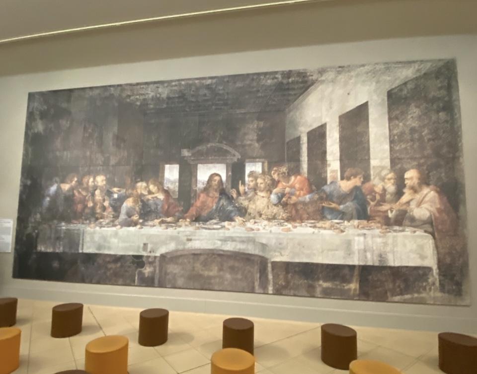 大塚国際美術館 最後の晩餐