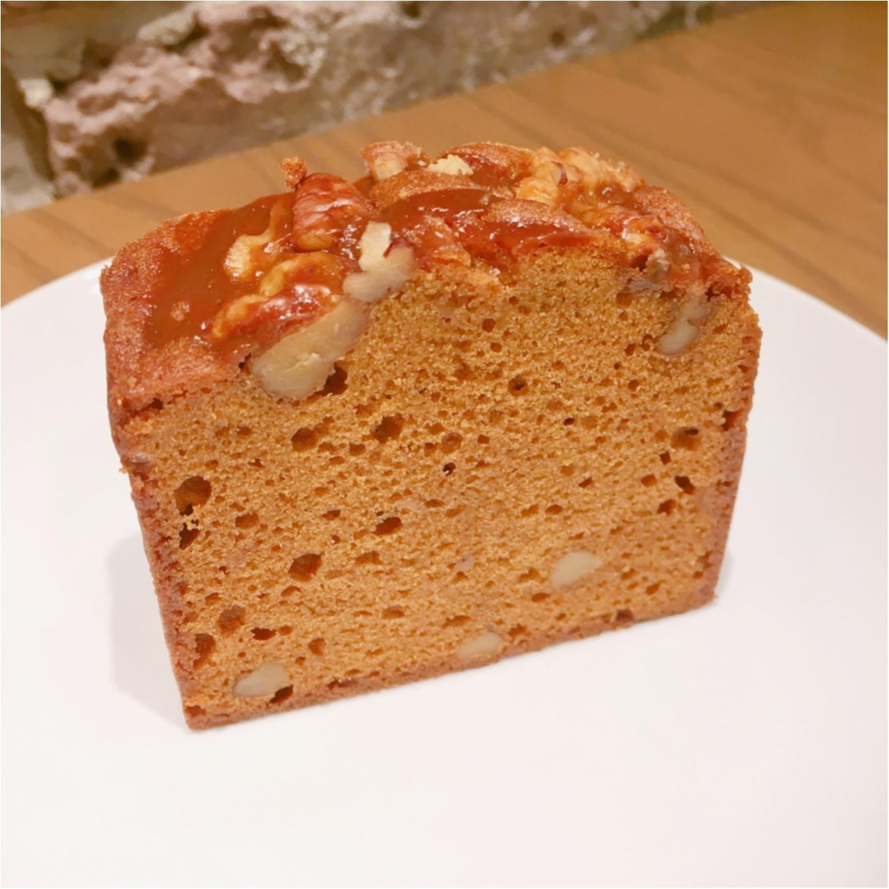 【STAR BUCKS】秋スイーツのおすすめ♡ ほろ苦甘くてクセになる、ケーキキャラメルナッツ♡_2