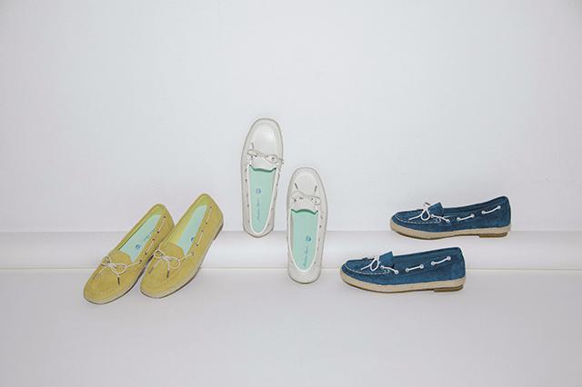 さわやかで心地よくて。夏の靴はこうじゃなきゃ。好きだ! 『ホーキンス』のジュートシリーズ_4