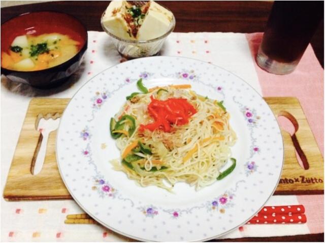 【夏の残り物ごはん】寒い季節にぴったり!《素麺》を使ってあったか料理にアレンジ★_2