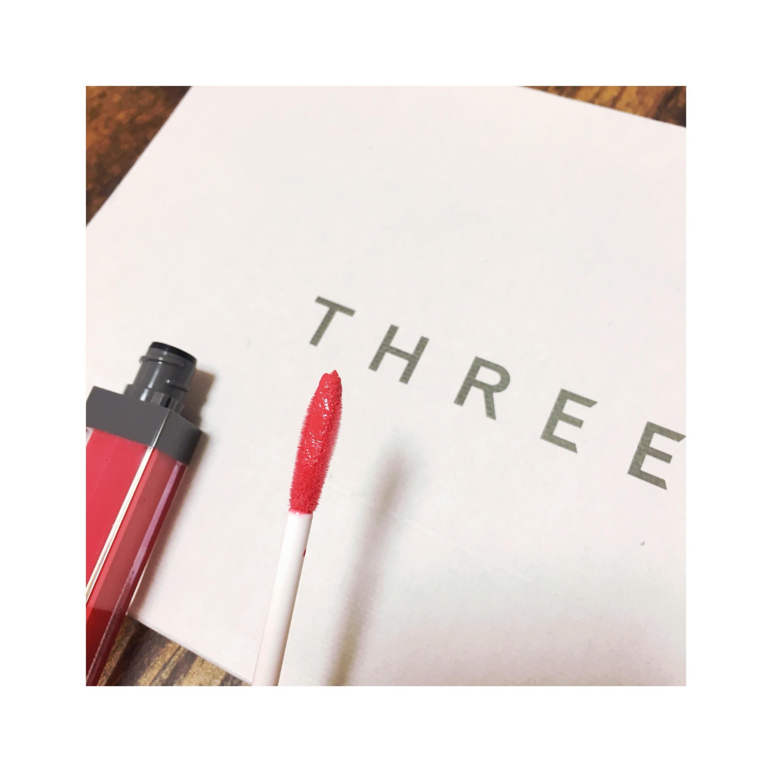 《1/1発売★話題の新作!》【THREE】リリカルリップブルームで春を先取り❤️_2