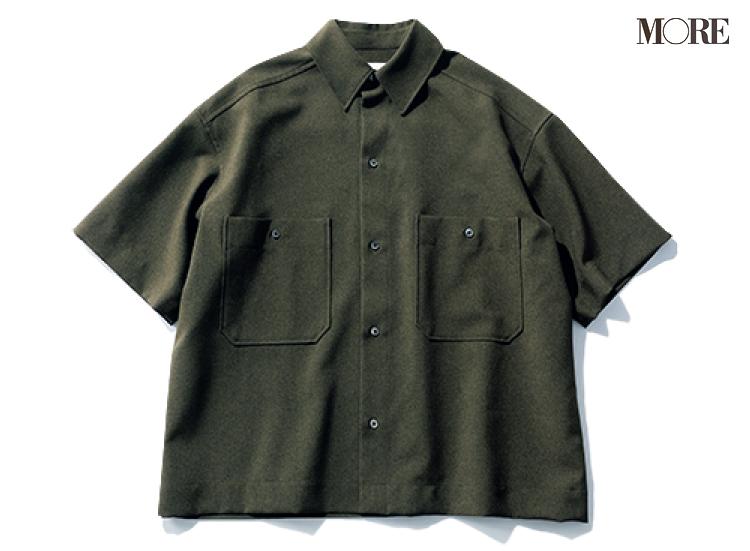 洗濯機で洗えて速乾でシワにもなりにくいシンゾーンのシャツ