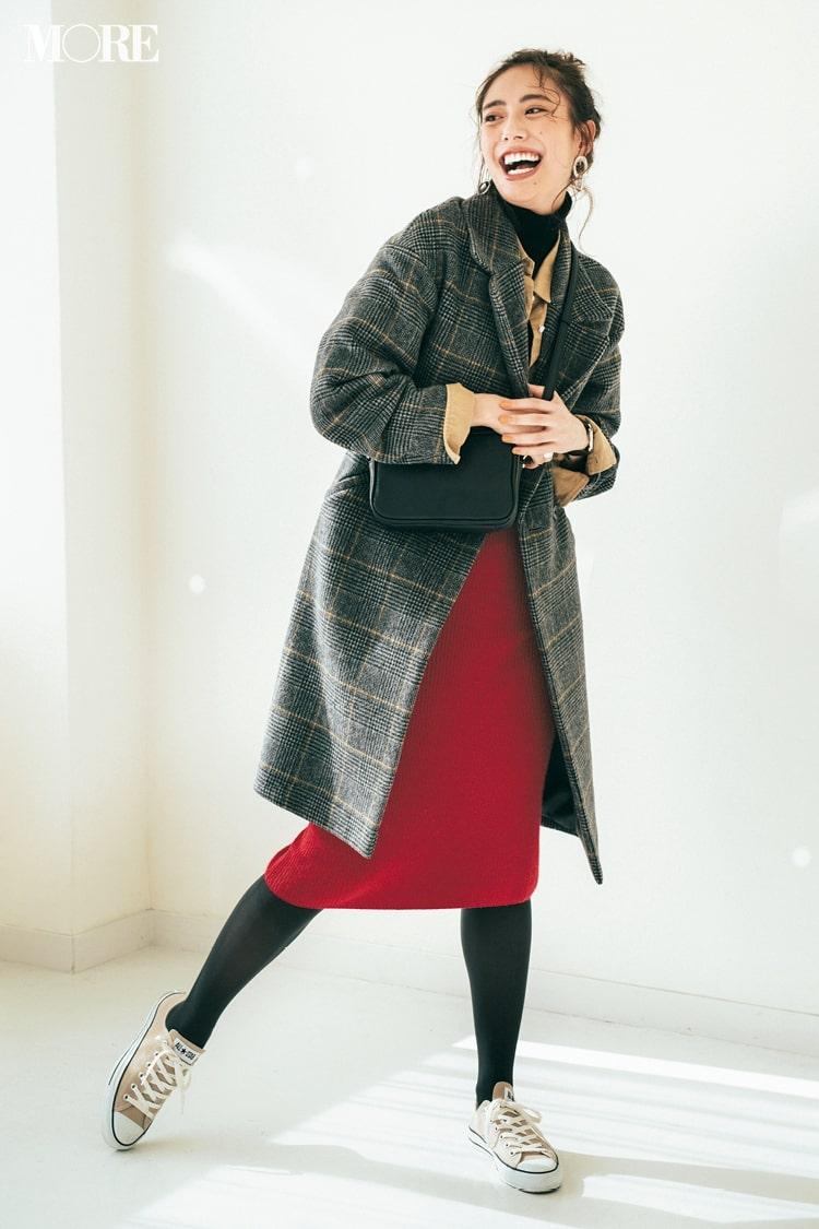 ユニクロコーデ特集 - プチプラで着回せる、20代のオフィスカジュアルにおすすめのファッションまとめ_45